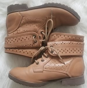 Girls JUSTICE Boots Size 4
